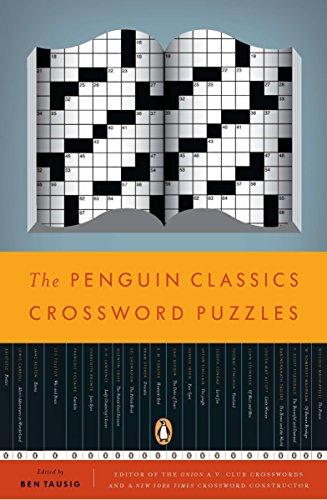 9780143119807: The Penguin Classics Crossword Puzzles
