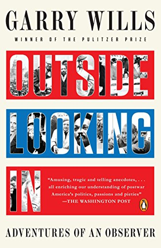 9780143119890: Outside Looking in: Adventures of an Observer
