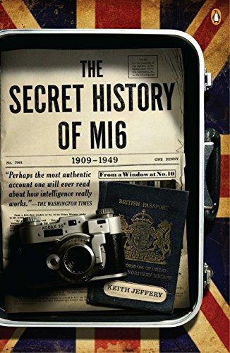9780143119999: The Secret History of MI6, 1909-1949