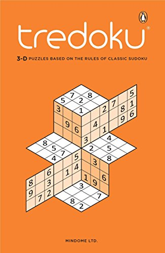 9780143120148: Tredoku: 3-D Puzzles Based on the Rules of Classic Sudoku
