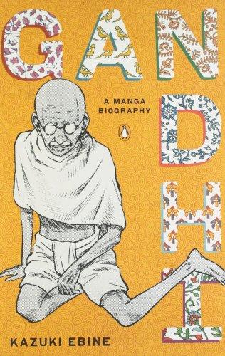 9780143120247: Gandhi: A Manga Biography
