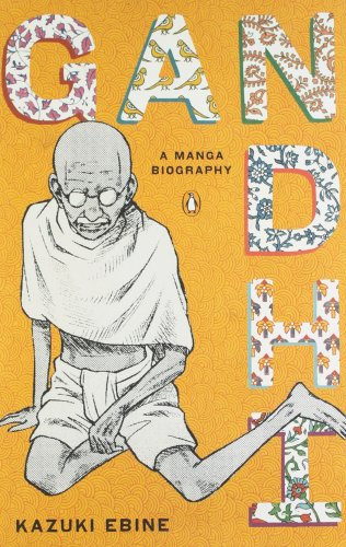 9780143120247: Gandhi: A Manga Biography