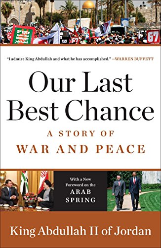 9780143120308: Our Last Best Chance: A Story of War and Peace