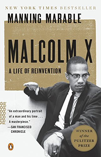 9780143120322: Malcolm X: A Life of Reinvention