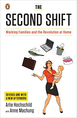 9780143120339: The Second Shift: Working Families and the Revolution at Home