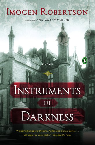 9780143120407: Instruments of Darkness: A Novel