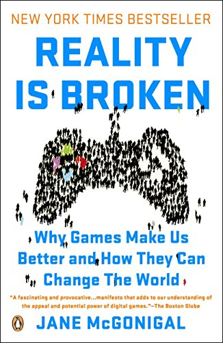 9780143120612: Reality Is Broken: Why Games Make Us Better and How They Can Change the World