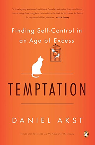 9780143120803: Temptation: Finding Self-Control in an Age of Excess