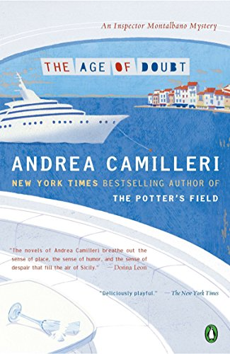 9780143120926: The Age of Doubt (Inspector Montalbano Mystery)