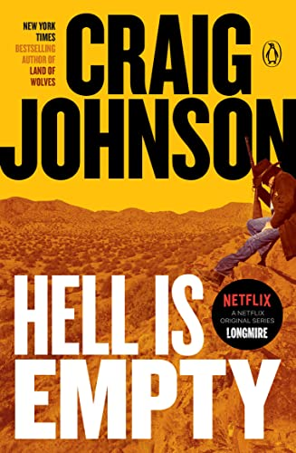 Hell Is Empty: A Longmire Mystery (0143120980) by Craig Johnson