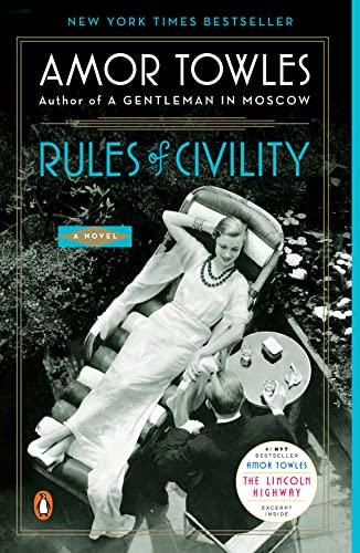 9780143121169: Rules of Civility: A Novel