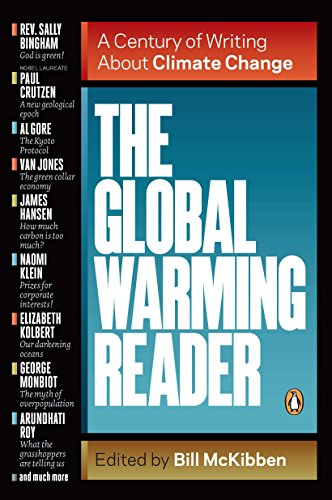 9780143121893: The Global Warming Reader: A Century of Writing about Climate Change