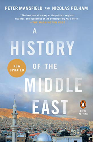 9780143121909: A History of the Middle East: Fourth Edition