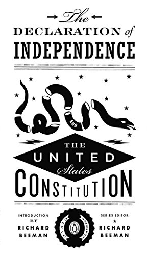 9780143121961: The Declaration of Independence and the United States Constitution (Penguin Civic Classics)