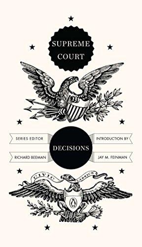 9780143121992: Supreme Court Decisions (Penguin Civic Classics)