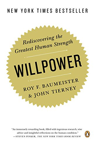 9780143122234: Willpower: Rediscovering the Greatest Human Strength