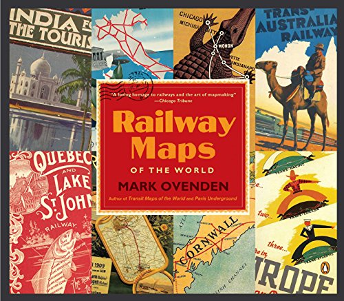 9780143122401: Railway Maps of the World