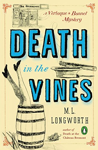 9780143122449: Death in the Vines : A Verlaque and Bonnet Mystery (Verlaque and Bonnet Provencal Mysteries)