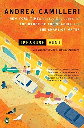 9780143122623: Treasure Hunt (An Inspector Montalbano Mystery)