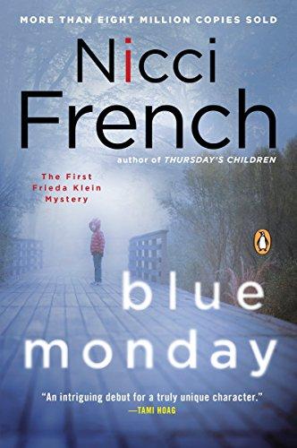 9780143122722: Blue Monday: A Frieda Klein Mystery