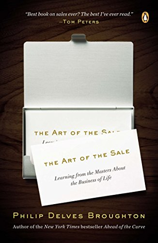 9780143122760: The Art of the Sale: Learning from the Masters About the Business of Life
