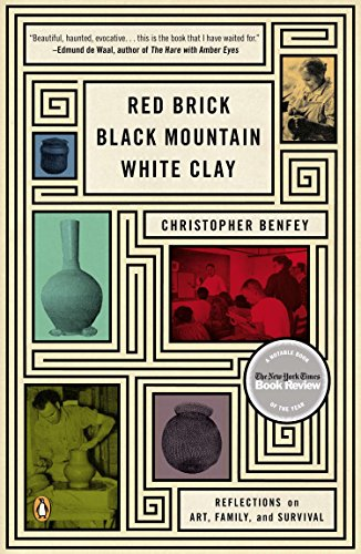 9780143122852: Red Brick, Black Mountain, White Clay: Reflections on Art, Family, and Survival