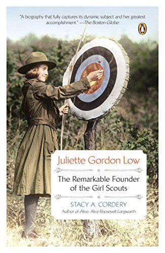 9780143122890: Juliette Gordon Low: The Remarkable Founder of the Girl Scouts
