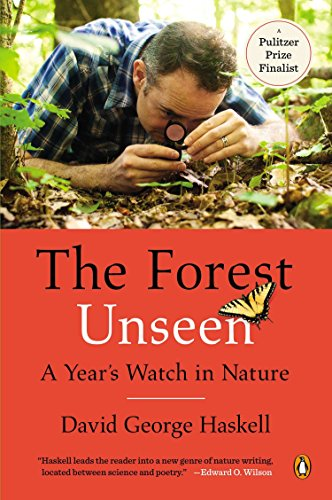 9780143122944: The Forest Unseen: A Year's Watch in Nature