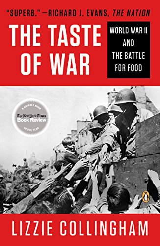 9780143123019: Taste of War: World War II and the Battle for Food