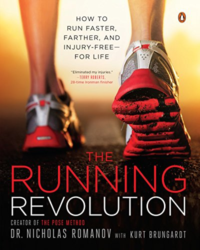 9780143123194: The Running Revolution: How to Run Faster, Farther, and Injury-Free--for Life