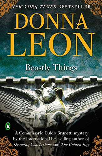 9780143123248: Beastly Things (Commissario Guido Brunetti)