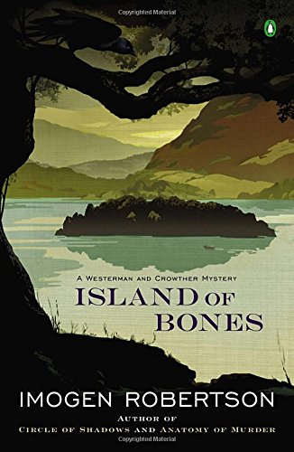 9780143123316: Island of Bones: A Novel (Westerman and Crowther)