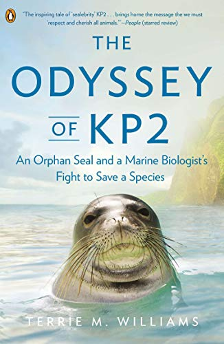 9780143123521: The Odyssey of KP2: An Orphan Seal and a Marine Biologist's Fight to Save a Species