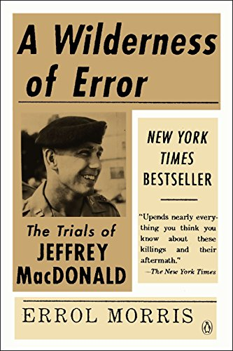 9780143123699: A Wilderness of Error: The Trials of Jeffrey MacDonald