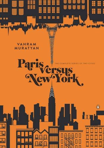 9780143123835: Paris versus New York: The Complete Series of Two Cities