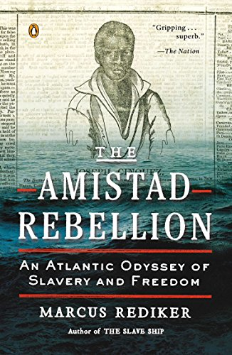 9780143123989: The Amistad Rebellion: An Atlantic Odyssey of Slavery and Freedom