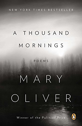 9780143124054: A Thousand Mornings: Poems