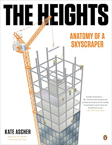 9780143124085: Heights, The : Anatomy of a Skyscraper