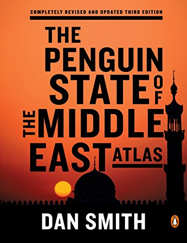 9780143124238: The Penguin State of the Middle East Atlas