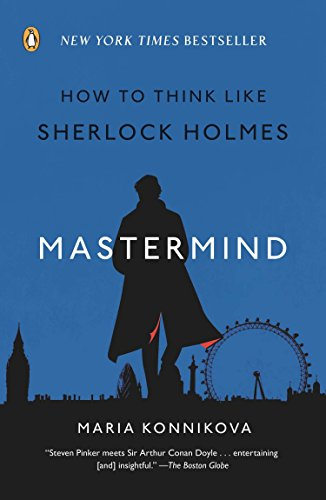9780143124344: Mastermind: How to Think Like Sherlock Holmes