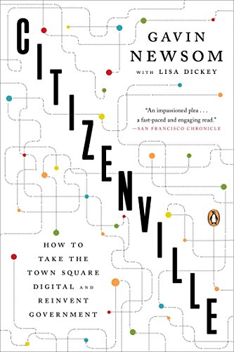 9780143124474: Citizenville: How to Take the Town Square Digital and Reinvent Government