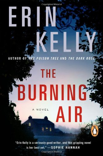 9780143124528: The Burning Air: A Novel