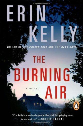 9780143124528: The Burning Air: A Novel