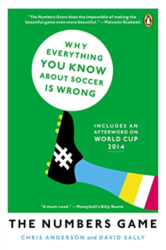 9780143124566: The Numbers Game: Why Everything You Know About Soccer Is Wrong