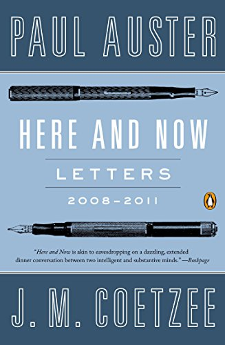 9780143124917: Here and Now: Letters 2008-2011