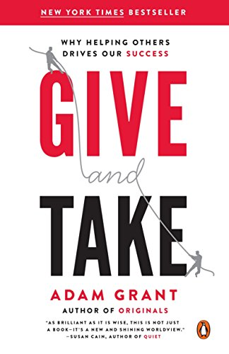 9780143124986: Give and take. Why helping others drives our success