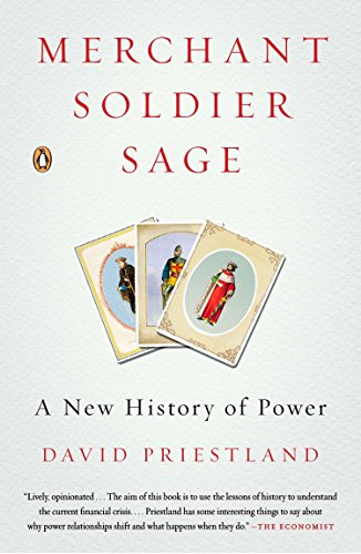 9780143125075: Merchant, Soldier, Sage: A New History of Power