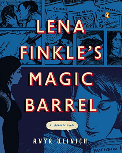 9780143125242: Lena Finkle's Magic Barrel: A Graphic Novel