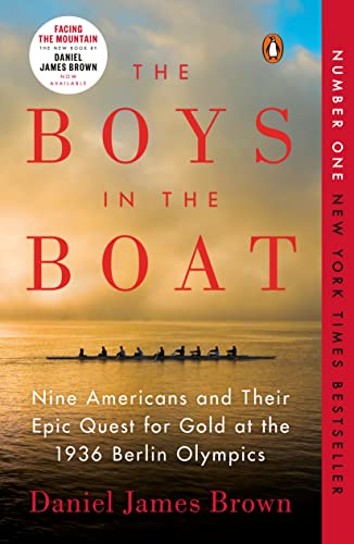 9780143125471: The Boys in the Boat: Nine Americans and Their Epic Quest for Gold at the 1936 Berlin Olympics