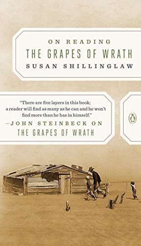 9780143125501: On Reading The Grapes of Wrath